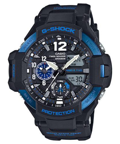 Casio G-SHOCK Premium Superior Series Herrenuhr GA-1100-2BER