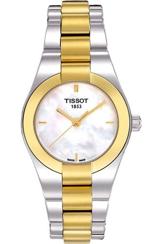 TISSOT Glam Sport Mother of Pearl Ladies Watch T043.010.22.111.00